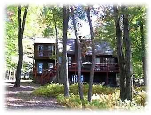 Lakefront Pocono Home - Beautiful Lake Views!