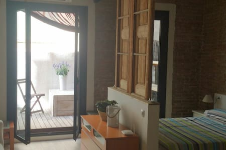 Wonderful and Cosy flat in city center - Barcelona
