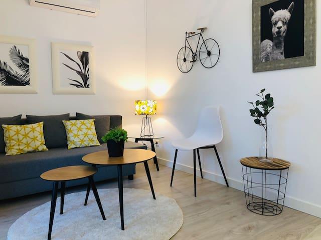 Apartamento Flores en Puerto Banus Beach