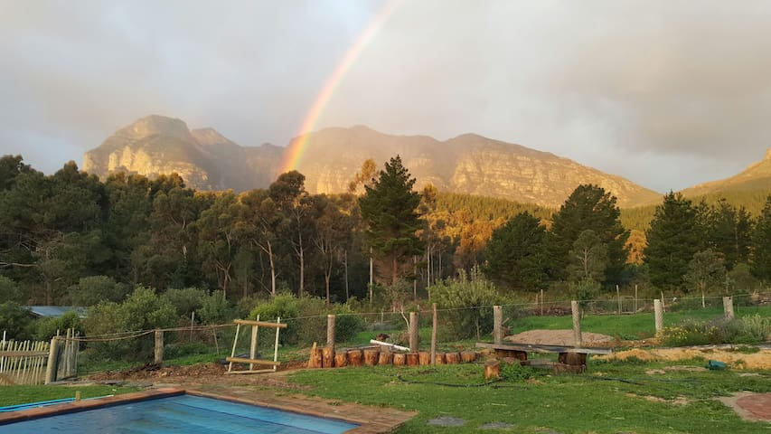 Double bed room for 2 pax - Paarl  - House