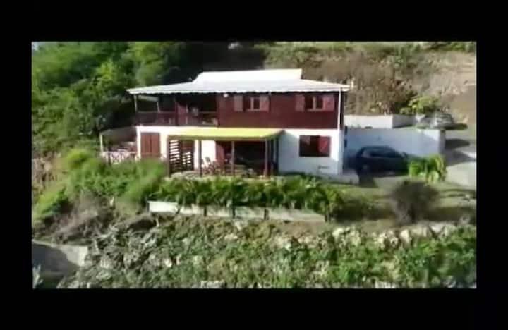 Le Gosier - Bas de villa calme et confortable