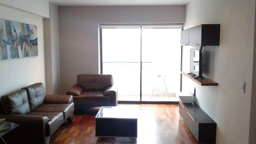 Place next to Kennedy Park in Miraflores - Miraflores - Wohnung