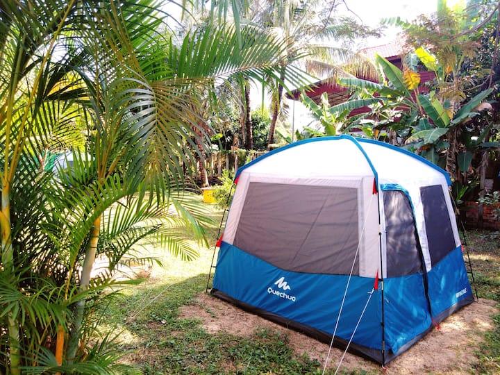 Rumi Tent Camping & Yoga & Homestay