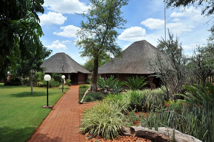 Game Farm Accommodation