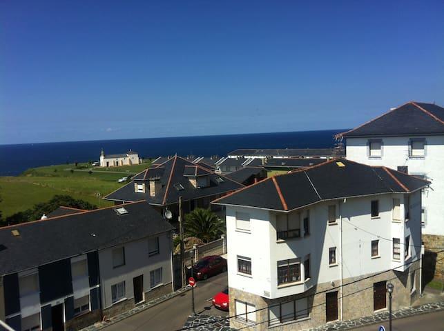 Precioso Ático en Puerto de Vega