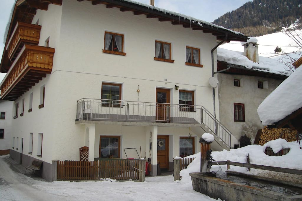 Holiday apartment with 1 bedroom on 70 m in nauders for Nauders appartamenti