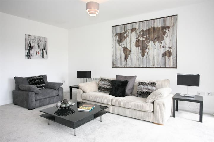 Modern Stylish Apartment - Malmesbury - Apartamento