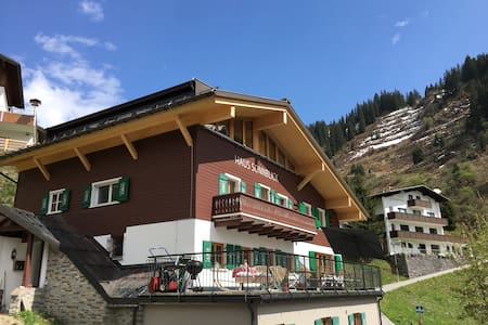 Chalet Sonnblick - complete house