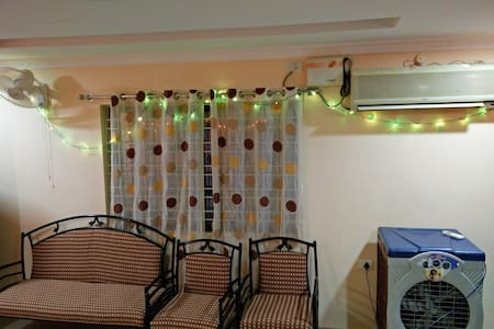 2 bhk penthouse fully furnished