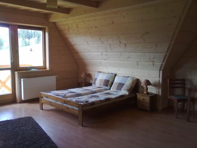 Willa Karina - Apartament - Witów - Pis