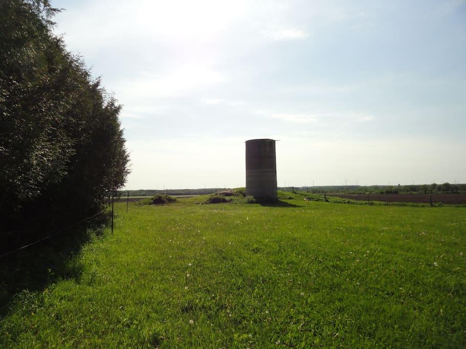 Our silo. A future project