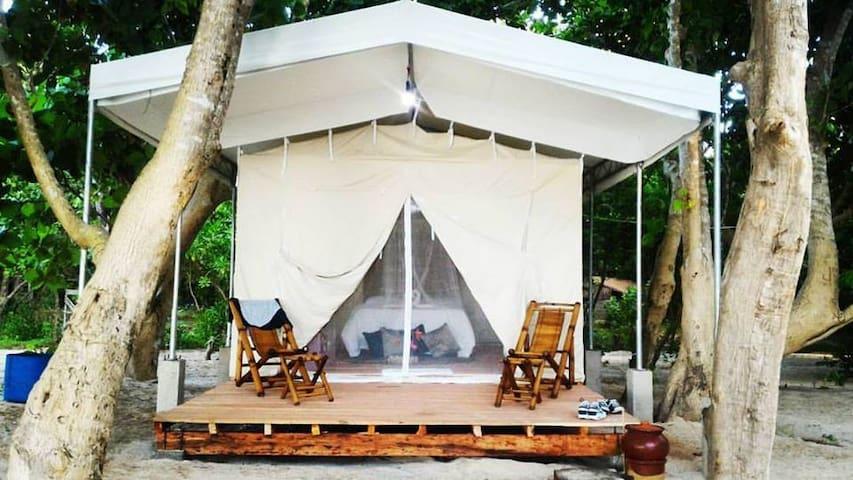 Anguib Beach Club Glamping Tent - Santa Ana - Палатка