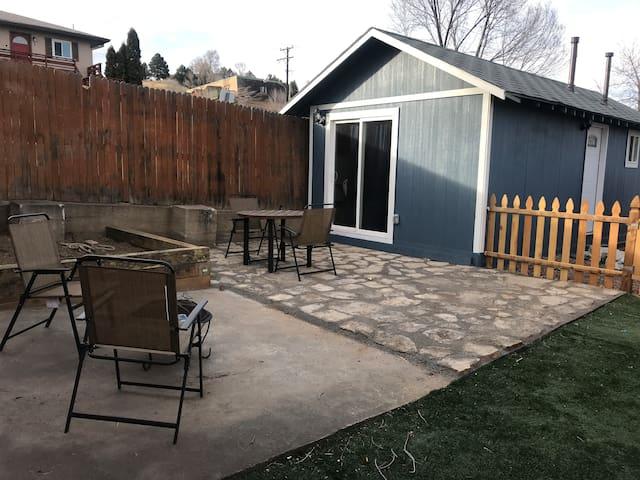 Cozy Colorado Springs Home
