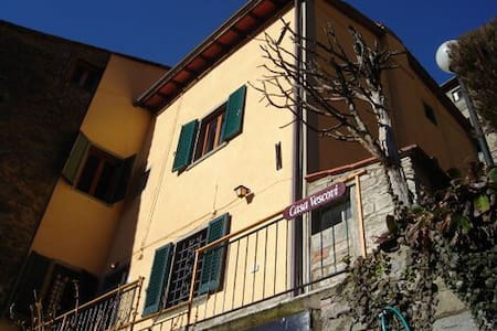 Tuscan Hillside Village House - Vellano