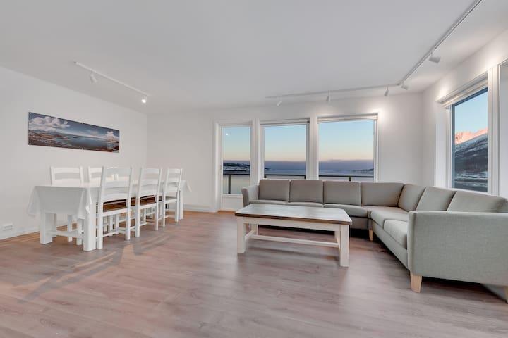Lyngen Experience Apartments - Nordlenangen - Appartement
