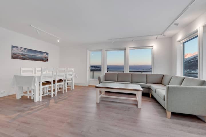 Lyngen Experience Apartments, Aurora