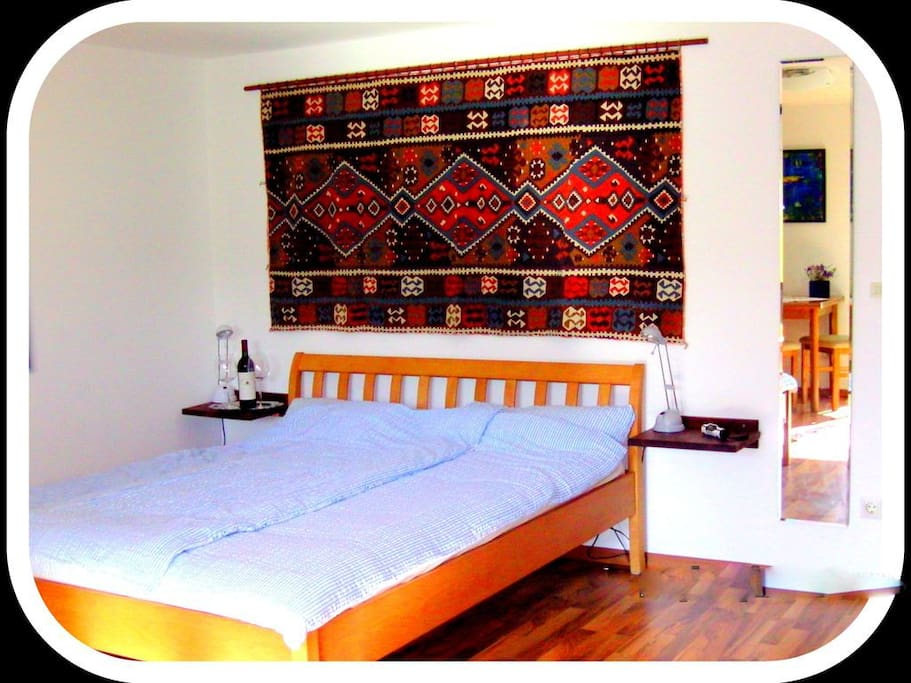 Schlafzimmer 1 /bedroom