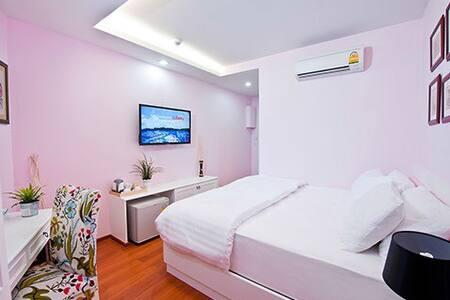 CozyHouse☆WIFI☆MBK☆BTS☆7-11 - Bangkok