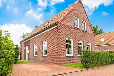 Quaint Holiday Home in Breskens with Graden