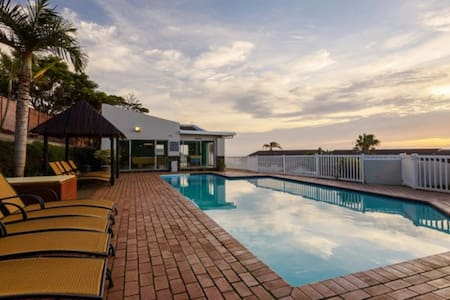 180' Seaview Illovo Beach Unit - Kingsburgh - Huoneisto