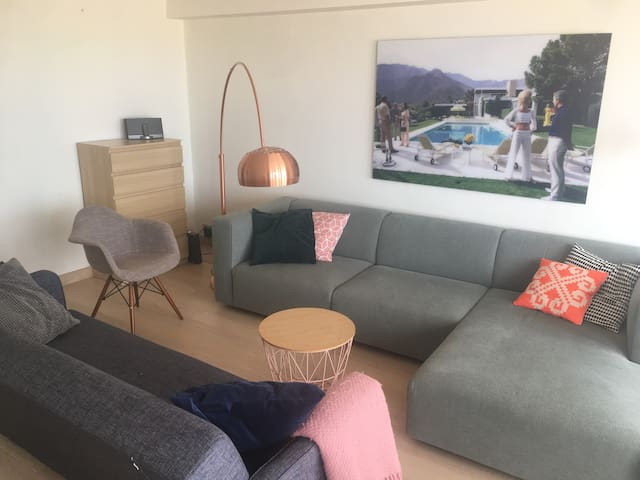 appartement Knokke-Le Zoute vue mer