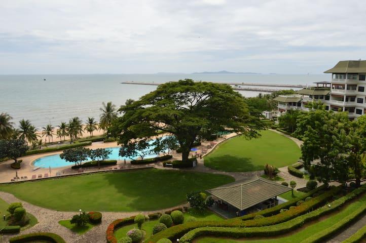 Sea View Residence 240sqm !! - Tambon Na Chom Thian - Pis