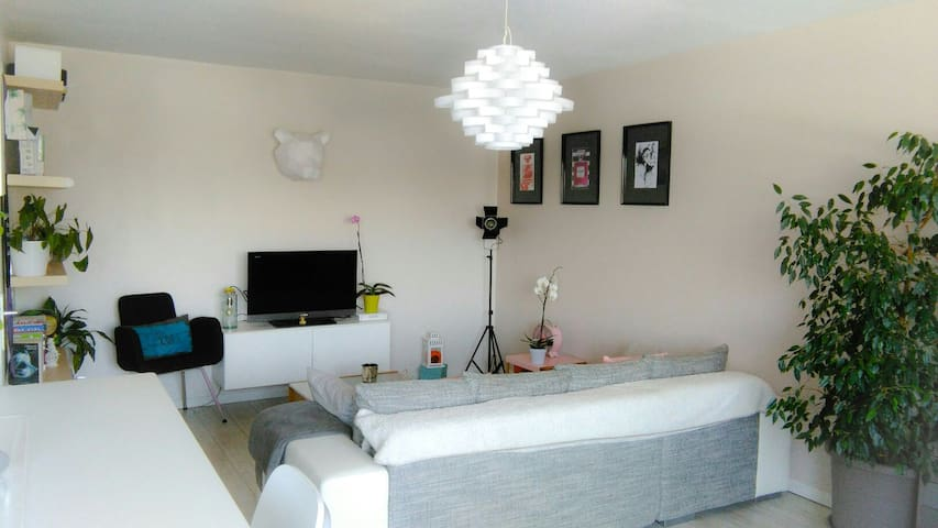 Appart T2 proche Toulouse Centre - Toulouse - Appartement