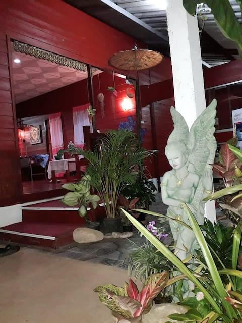 Mariza orchid resort and farm stay. Chiang Mai.