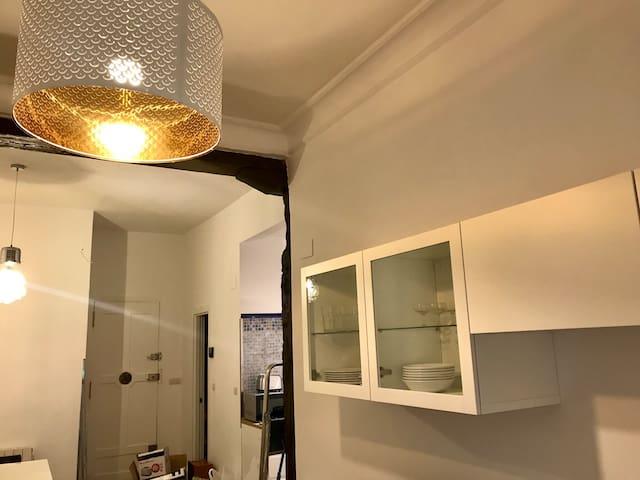 Guggenheim Bilbao  Apartamento céntrico  EBI 779