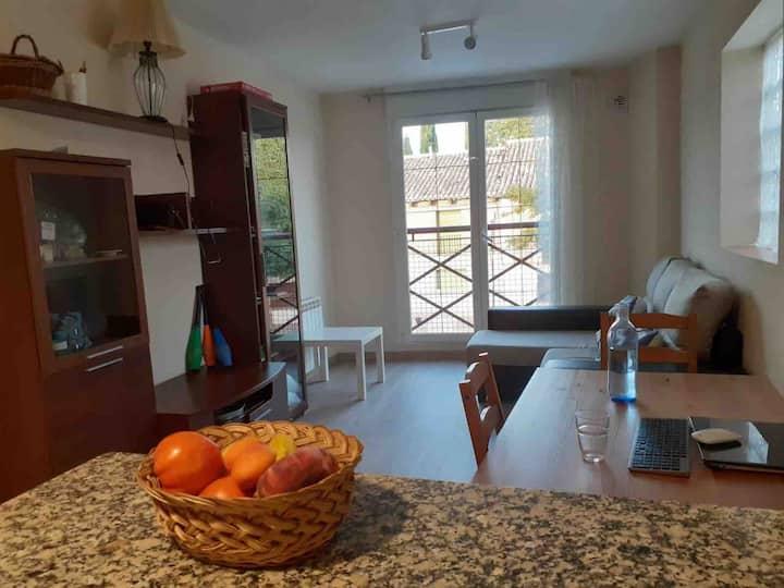 Acogedora y luminoso apartamento en Boecillo