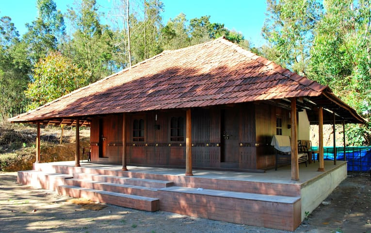 Nature Castle, Munnar, Vattavada - Koviloor - Willa