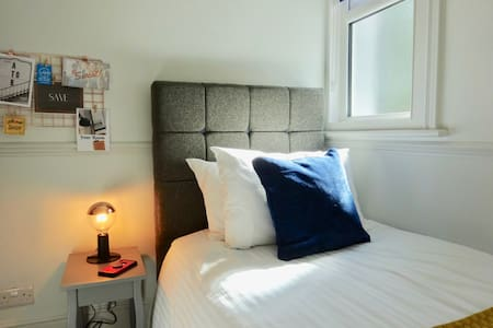 Your room has a luxury orthopaedic mattress & bed linen