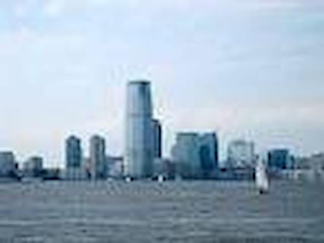 Private One Bedroom on Jersey City Water Front