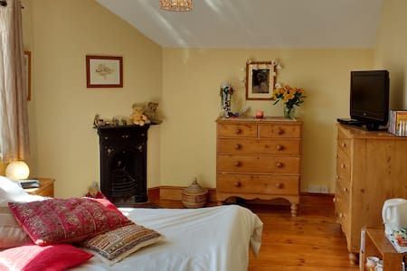 Spacious double room with en-suite. - Hambridge