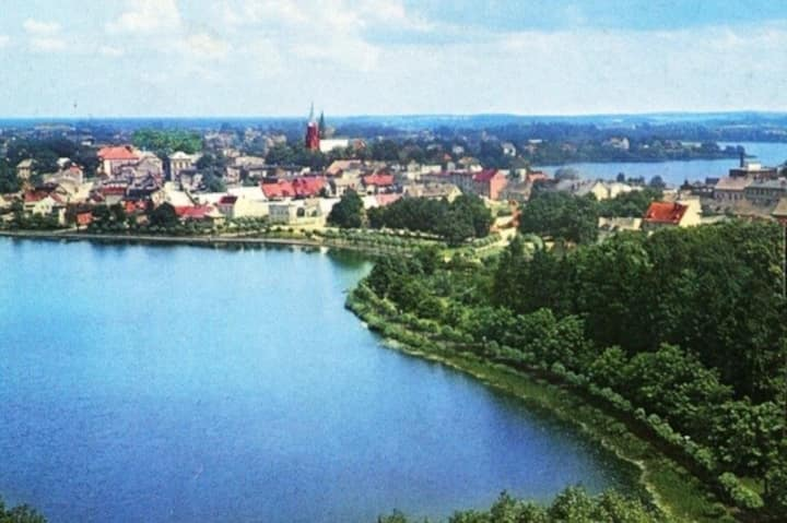 Pokój z widokiem na jezioro