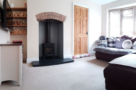 Cosy little townhouse with two double bedrooms