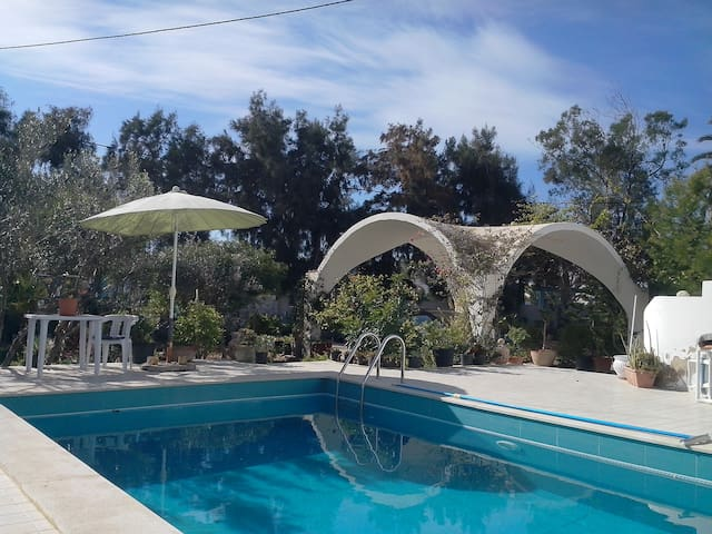 GardenBeach Villa - Djerba Midun - Bed & Breakfast