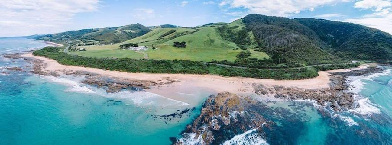 Seacroft Ocean Front Yoga Retreat PEACEFUL - VIEWS