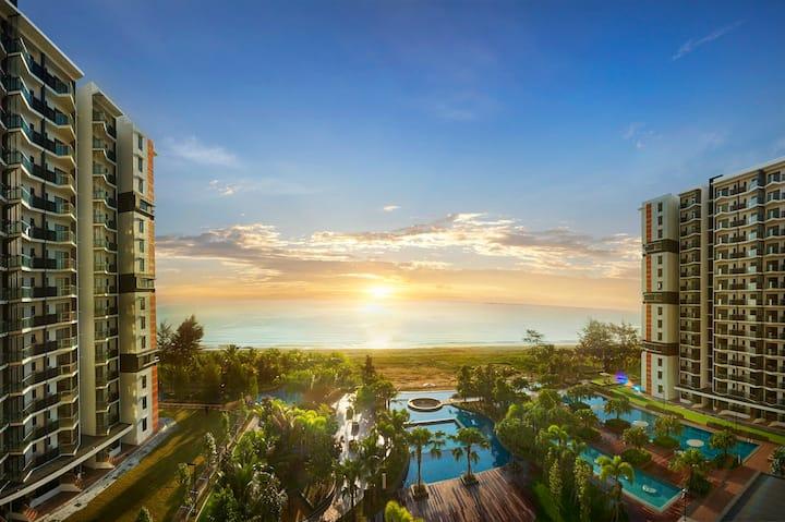 Timurbay Seafront Residence @ Kuantan,  Pahang