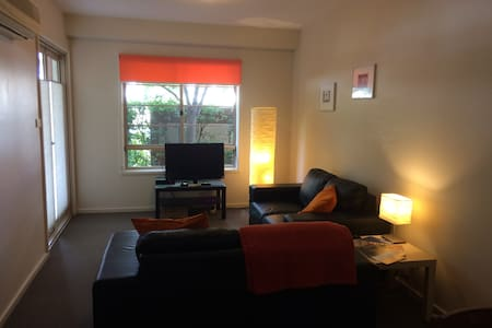 Comfort and great location -close to Canberra City