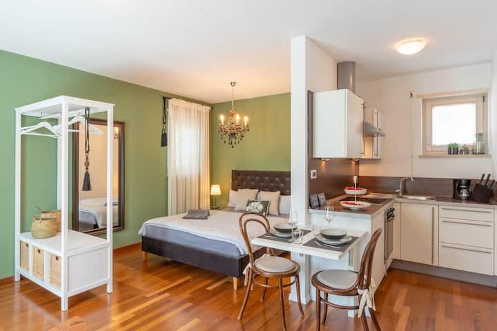 Apartment Maximilian geschmackvolle Wohnung