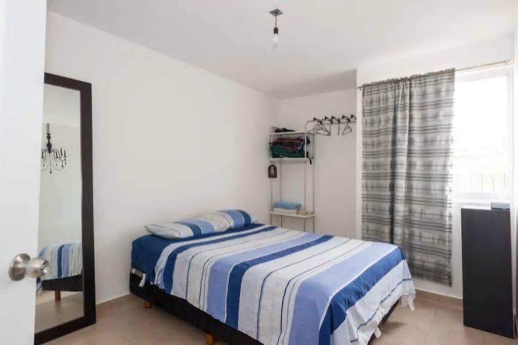 C moda habitaci n para parejas casas en alquiler en san - Comoda habitacion ...