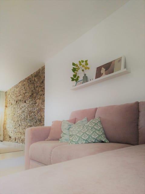 Violette's Nest - a cozy place near Namur
