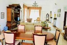 Ruang Keluarga, photo dari sisi lain