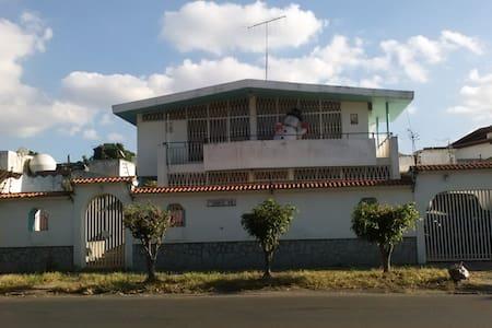 Casa. Comodas Habitaciones