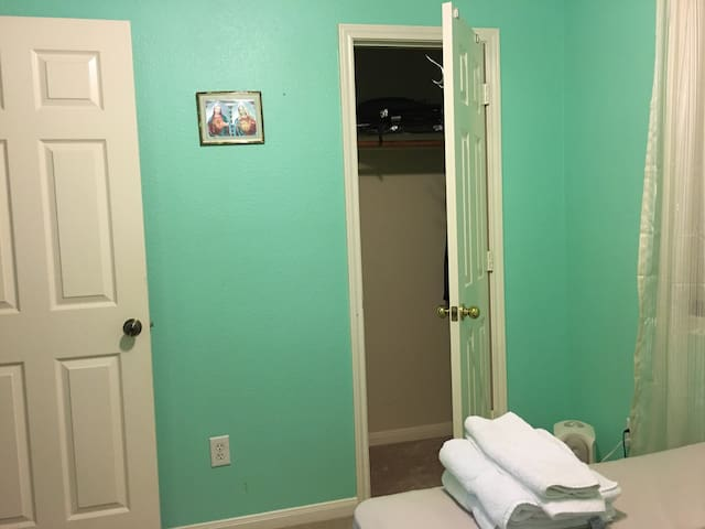 Closet for Guests