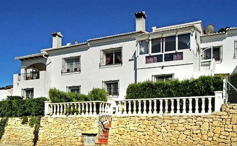 Ferienhaus Mimosas - Benitachell