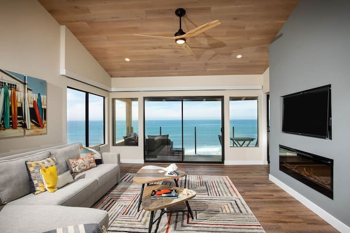 Beach Hair, Don't Care! Luxury 2 BR Oceanfront