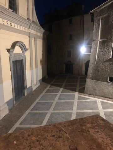 Torretta del Sordo-Lago di Bolsena