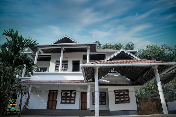 THE PALAVAYAL FARM RESORTS - TEJASWINI ROOM